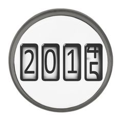 2015 New Years Odometer Lapel Pin by #NewYearsCelebration