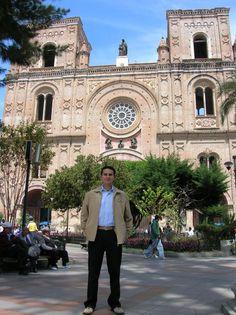 Catedral de #Cuenca - #Ecuador (Sept 2005)