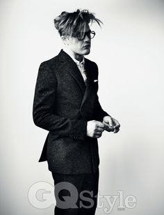Michael Pitt - GQ Style Korea #1 by Richard Phibbs, Fall/Winter 2012-13
