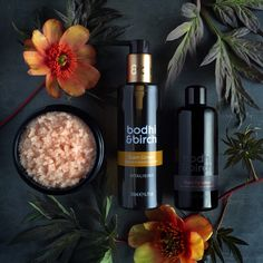 Transform the bathroom into your private spa – www.bodhiandbirch.com