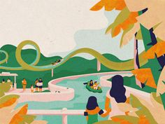 Water Park by MUTI