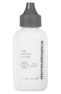 dermalogica  Solar Defense Booster SPF 50 available at #Nordstrom