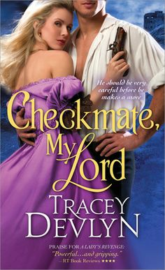Checkmate, My Lord by Tracey Devlyn: http://thereadingcafe.com/checkmate-my-lord-nexus-2-by-tracey-devlyn-a-review/