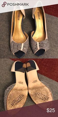 Seychelles Peep-toe Heels Barely worn heels in great condition! Fit true to size Seychelles Shoes Heels