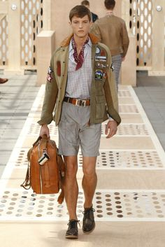 Louis Vuitton Spring '14 Look 25