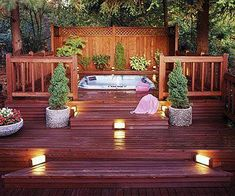 Stunning Ideas for a screened in deck lighting ideas only in miraliva.com