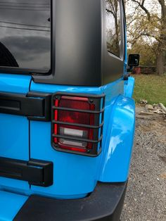 Jeep Wrangler Accessories - Matte Black Tail Light Cover / Tail Light Guard for 2007-2018 Jeep Wrangler JK and Unlimited JKU, both 2 door and 4-dr models, and they are easy to install, make your Jeep looked great from the rear. Jeep Wrangler Lights, Wrangler Sahara, 2017 Jeep Wrangler, 2 Door Jeep, Jeep Wrangler Accessories, Light Covers, Tail Light, Matte Black, Models
