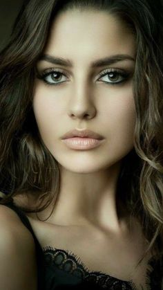 Look at those deep smokey brown eyes lovely eyes, stunning eyes, woman face, Most Beautiful Faces, Stunning Eyes, Beautiful Women, Lovely Eyes, Simply Beautiful, Beautiful Gorgeous, Girl Face, Woman Face, Girl Body