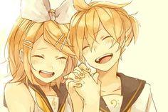 Len y Rin FOREVER!!!