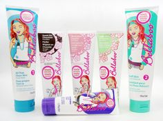 Bellaboo Skincare line for teens and tweens All Natural