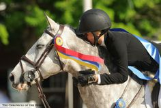 Mollie Bailey photo Adrienne Maricano has had Laspari for less than a year, but they've flown up the levels to win this year's $20,000 Show Jumping Hall of Fame Amateur-Owner Jumper Classic. | The Chronicle of the Horse