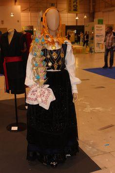 tipikus észak Portugál  népi viselet