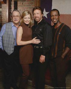 Walker, Texas Ranger - love this show, brings back fond memories of living in Texas.