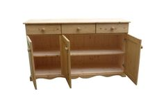 Solid wood inside and out, you can't beat a well made piece of furniture. Dressers, Beautiful Hands, Solid Wood, Canning, Furniture, Dressing Tables, Dresser Drawers, Home Canning, Home Furniture