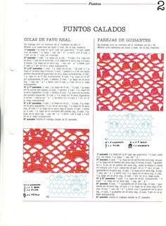 Album Archive - Mil ideas a ganchillo Crochet Diagram, Crochet Chart, Crochet Stitches, Crochet Patterns, Crochet Bedspread, Hand Stitching, Knitting, How To Make, Mehndi