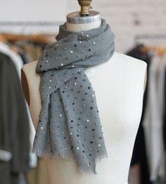 lovely scarf for winter Stylish Dress Designs, Stylish Dresses, Western Dresses For Girl, Ways To Tie Scarves, Kurti Sleeves Design, Modest Fashion Hijab, Velvet Shawl, Pompom Scarf, Scarf Knots