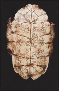 Exanple of Chiaku-wen 1300 BCE