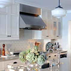 Irving Park - traditional - kitchen - other metro - Cabinet Concepts, Greensboro bianco romano