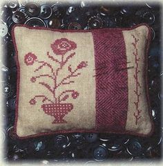 Taby's Needle Cushion  A5