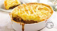Middagen i form - Oppskriftskroken Tapas, Queso Mozzarella, Bacon, Cottage Pie, Carne Picada, Snack Recipes, Snacks, Slim Fast, Low Calorie Recipes