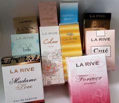 """Düfte von La Rive In meiner ersten """"Tour de Dupe"""" habe ich bereits einige Düfte aus dem Hause La Rive vorgestellt. Die große Ähnlichkeit ..."""