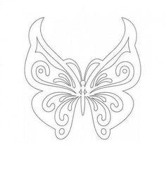 Kreativ ötletek 2014   21. oldal   CanadaHun - Kanadai Magyarok Fóruma Paper Butterflies, Butterfly Art, Paper Flowers, Quilting Templates, Quilting Designs, Embroidery Designs, 3d Pen Stencils, Plastic Fou, Paper Cutting Patterns