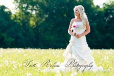 I would LOVE to have bridal portraits like this Always & Forever bride.