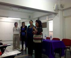 Charla sobre Turismo Responsable ofrecida en la Universidad Cristóbal Colón de Veracruz (México)