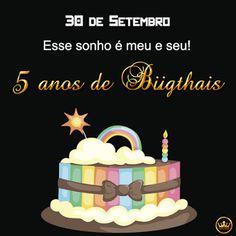 ALEGRIA DE VIVER E AMAR O QUE É BOM!!: [DIVULGAÇÃO DE SORTEIOS] - Aniversário de 5 anos d...
