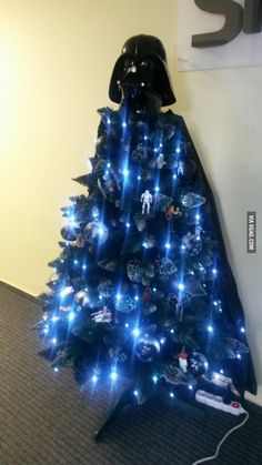 Just an imperial Christmas tree...scroll on...