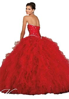 e76598f1840 STHS Women s Sweetheart Sweet 16 Ball Gowns Pageant Quinceanera Dresses It  is for sweet dance