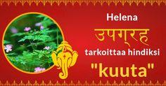 Mikä on nimesi hindin kielellä?