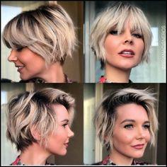 10 Short Shag Frisuren für Frauen - Einfache Frisuren für kurze Haare