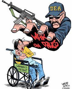 War on drugs??