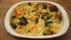 Brokkoli-Blumenkohl-Auflauf, ein leckeres Rezept aus der Kategorie Auflauf. Bewertungen: 96. Durchschnitt: Ø 4,3.