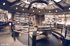 Enterprise NX-1 - Bridge