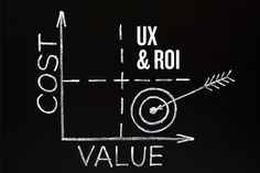 """As we mentioned in a recent post about UX, """"some tangible benefits that result from UX design includes positive responses from the customers, higher sales, ..."""