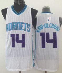 cec06dece6e Charlotte Hornets #14 Michael Kidd-Gilchrist White Swingman Jersey Cheap  Nba Jerseys, Nhl