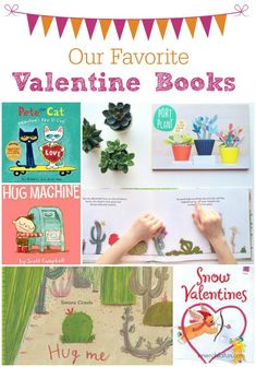 Favorite Books for Valentine's Day -- love these!!