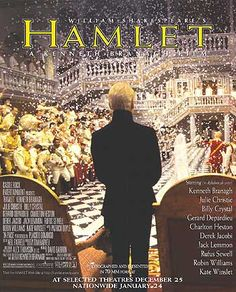 Hamlet.... When Kenneth Branagh touches  Shakespeare it is nothing but amzing