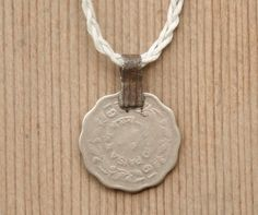 Gypsy Coin Necklace Gypsy Coin Pendant by theprophetsbazaar