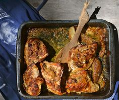 Atelier Cecilia Rosslee: CUISINE-South African chicken recipe, I can't wait to try!