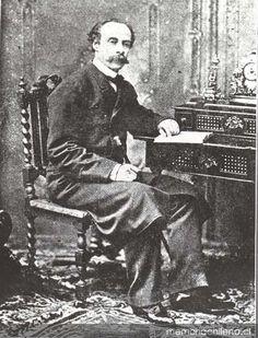 Josè Manuel Balmaceda (1840-1891)