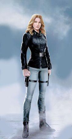 Agent 13 Captain America Civil War Concept Art