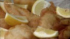 Μπακαλιάρος με κουρκούτι Snack Recipes, Snacks, Potato Salad, Mashed Potatoes, Fries, Goodies, Cheese, Cooking, Ethnic Recipes