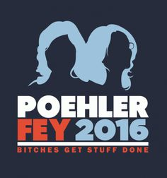 Poehler/Fey 2016