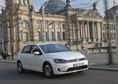 Volkswagen e-Golf 2014 : prix, équipements et options