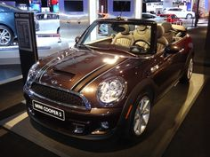 Awesome Mini cooper  2017: Mini Cooper S - New York International Auto Show 2013... Check more at http://24cars.top/2017/mini-cooper-2017-mini-cooper-s-new-york-international-auto-show-2013/
