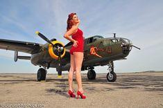 Great North American B-25 Mitchells Pic