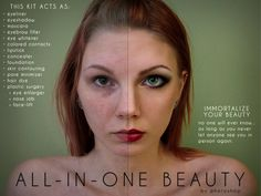 "Brilliant Photoshop Project Shows That ""Beauty Is Only Pixel Deep"""